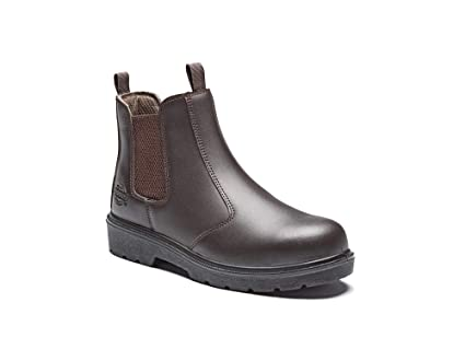 black Noir Dickies Dealer Chaussures de s/écurit/é Homme 40 EU
