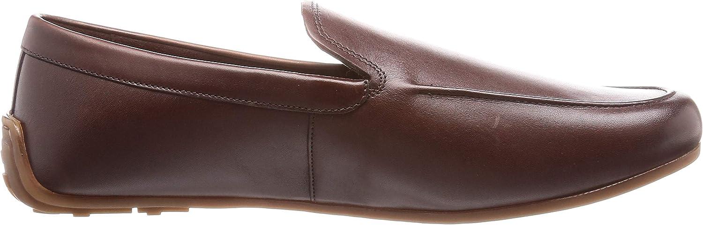 Clarks Mens Reazor Plain Loafers
