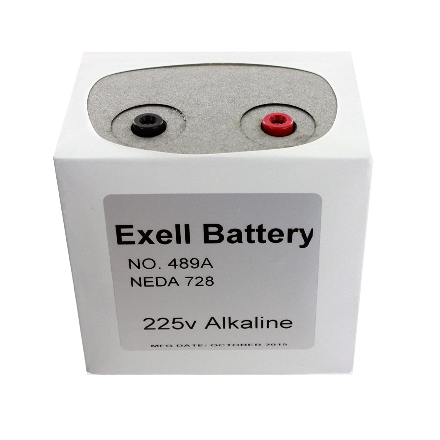 The 489A is a battery replacement for the NEDA 728 battery