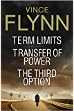 Vince Flynn Collectors' Edition #1: Term Limits, Transfer of Power, and The Third Option (The Mitch Rapp Series)