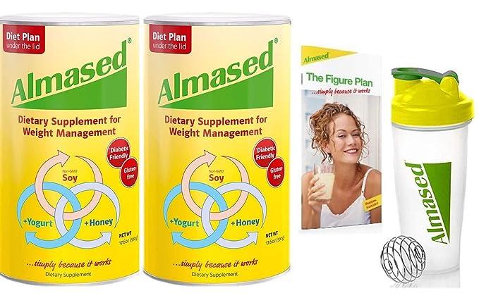 almased dieta plan