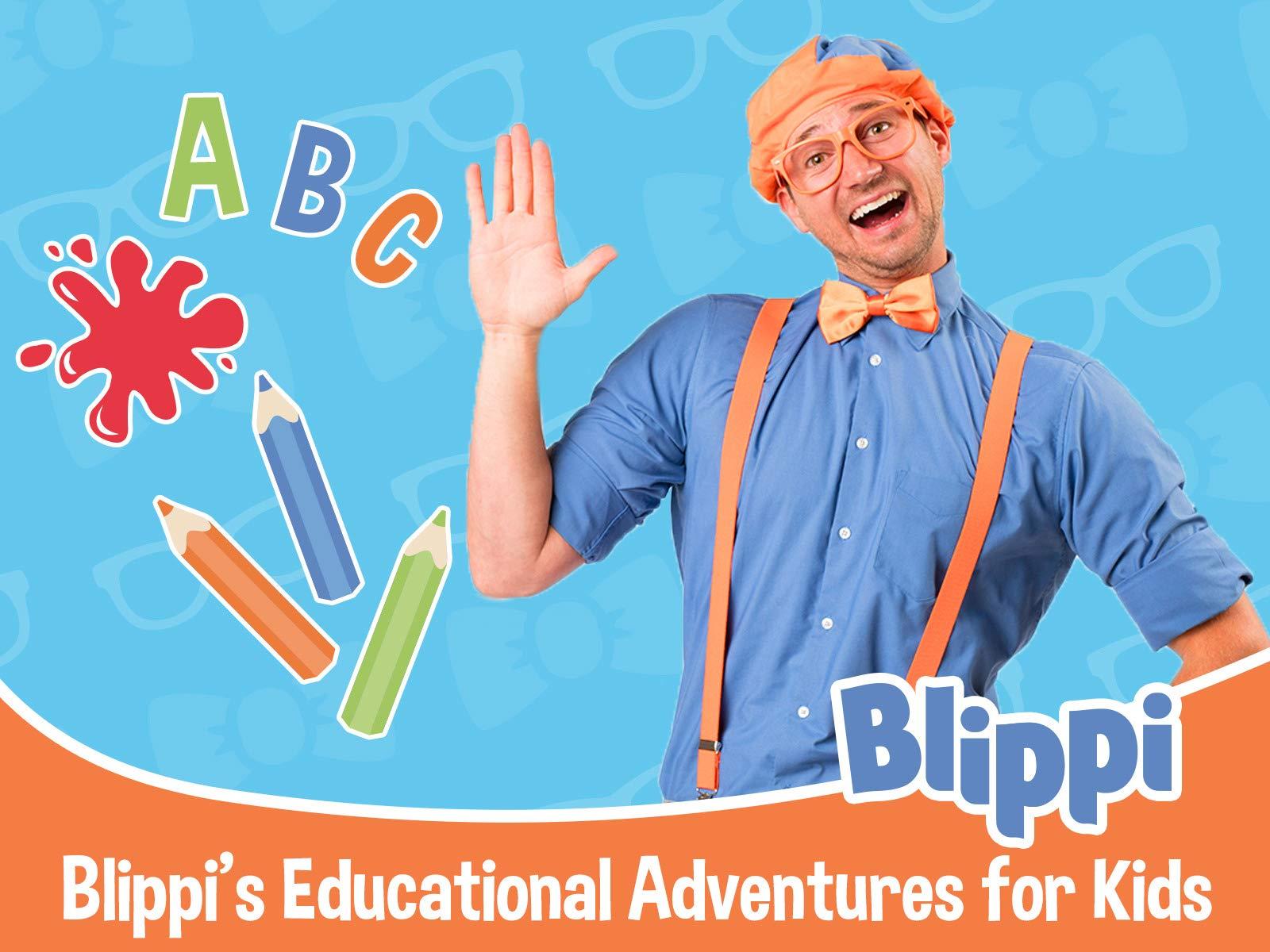 Blippi - Blippi's Educational Adventures for Kids - Season 5