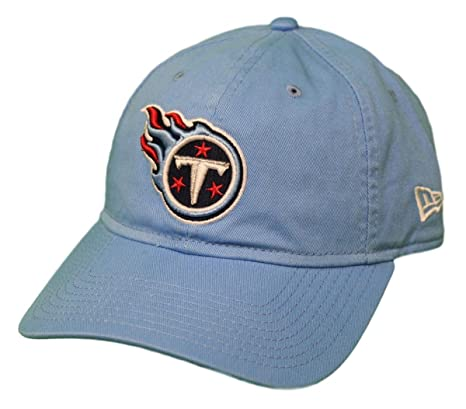 b4eaf2189fe295 Image Unavailable. Image not available for. Color: New Era Tennessee Titans  NFL 9Twenty Core Classic Secondary Adjustable Hat