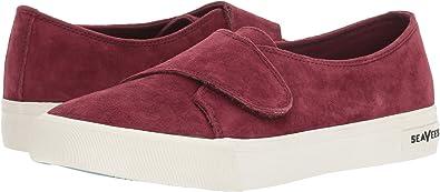 SeaVees Women's Melrose Wrap Sneaker Wine 6 ...