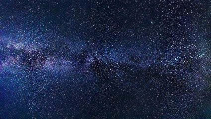 Berkin Arts Milky Way Galaxy Galassia Pianeti Stelle Stellato Cielo