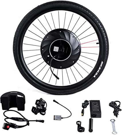 Voilamart Electric Bicycle Kit E-Bike Conversion Special Accessories
