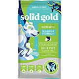 Solid Gold - Leaping Waters with Cold Water Salmon & Vegetable Recipe - Grain Free & Gluten Free for Sensitive Stomachs - Hol
