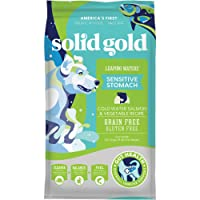 Solid Gold - Leaping Waters with Cold Water Salmon -  Grain-Free Dog Food for Sensitive...