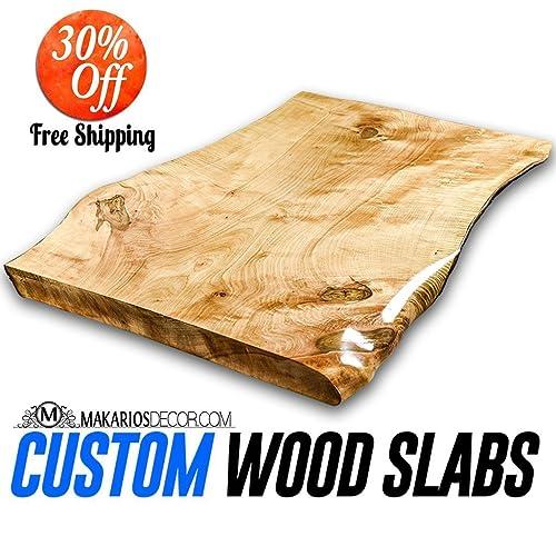 c6690ccbdcd Live Edge Wood Slab