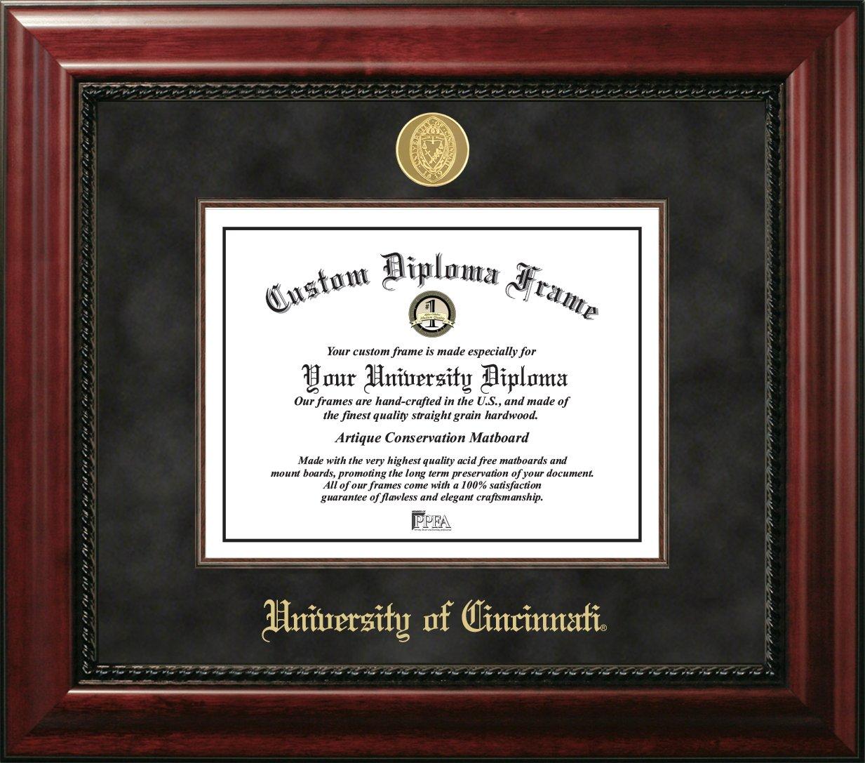 Campus Images OH984EXM University of Cincinnati Executive 11'' x 8.5''