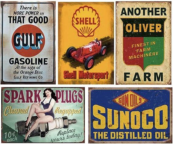 NEW Ford Garage Metal Sign Dealership Vintage Look Advertise 30 x 5