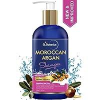 StBotanica Moroccan Argan Hair Shampoo With Organic Argan Oil, 300ml