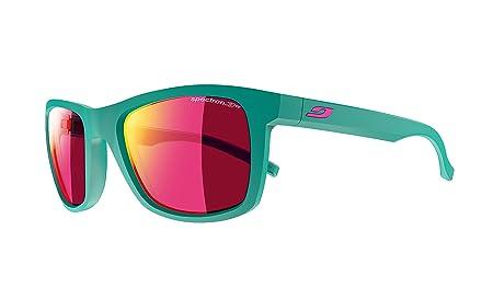 7e9cc71a18 Julbo Beach Sunglasses Blue Turquoise Mat Size One Size  Amazon.co.uk   Sports   Outdoors