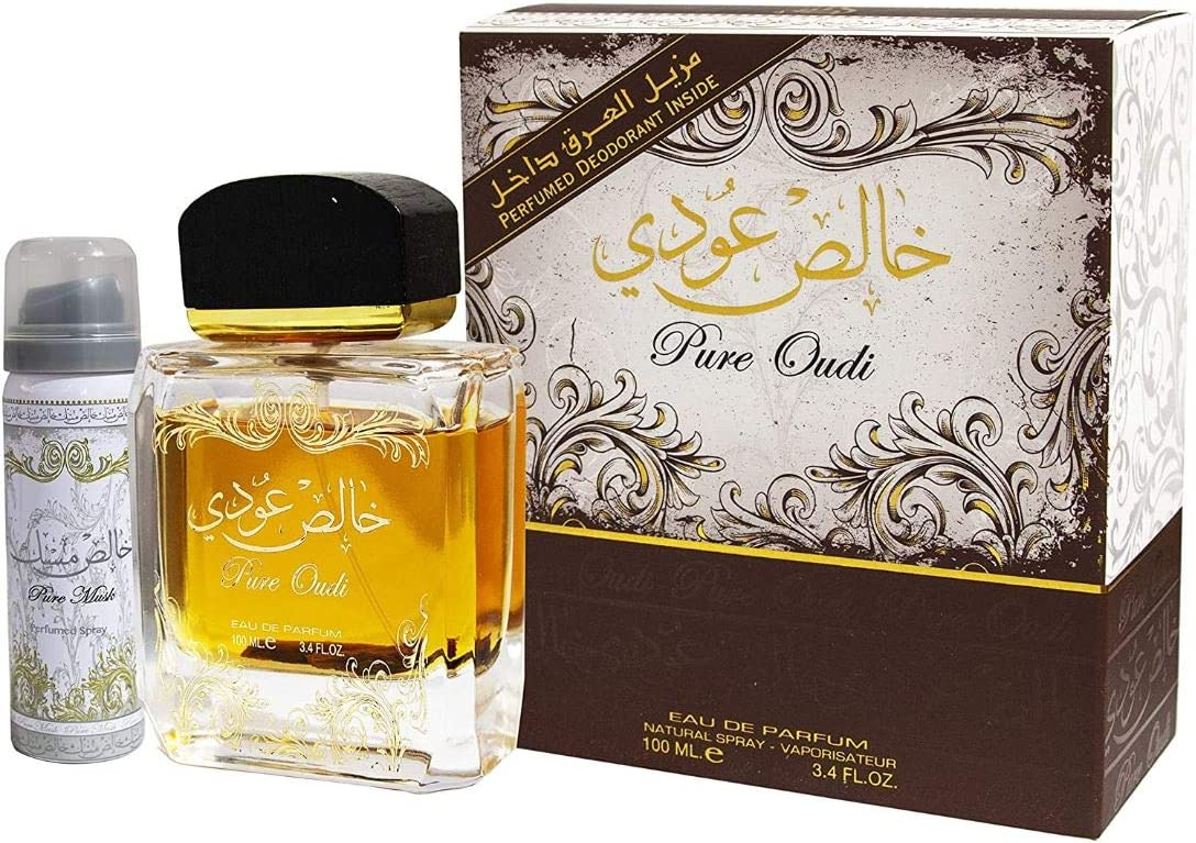 Perfume Khalis Pure Oudi LATTAFA Eau de