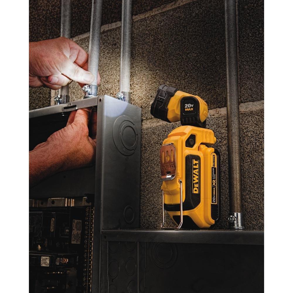 DEWALT DCL044 20V Max LED Hand Held Work Light, (Certified Refurbished) by DEWALT (Image #6)