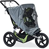 BOB WeaTher Shield for 2016 Fixed Wheel Duallie Strollers, Gray