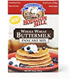 Hodgson Mill Whole Wheat Buttermilk Pancake Mix, 16 Ounce (Pack of 6)