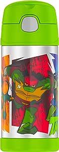 Thermos, Teenage Mutant Ninja Turtles Funtainer 12 Ounce Bottle