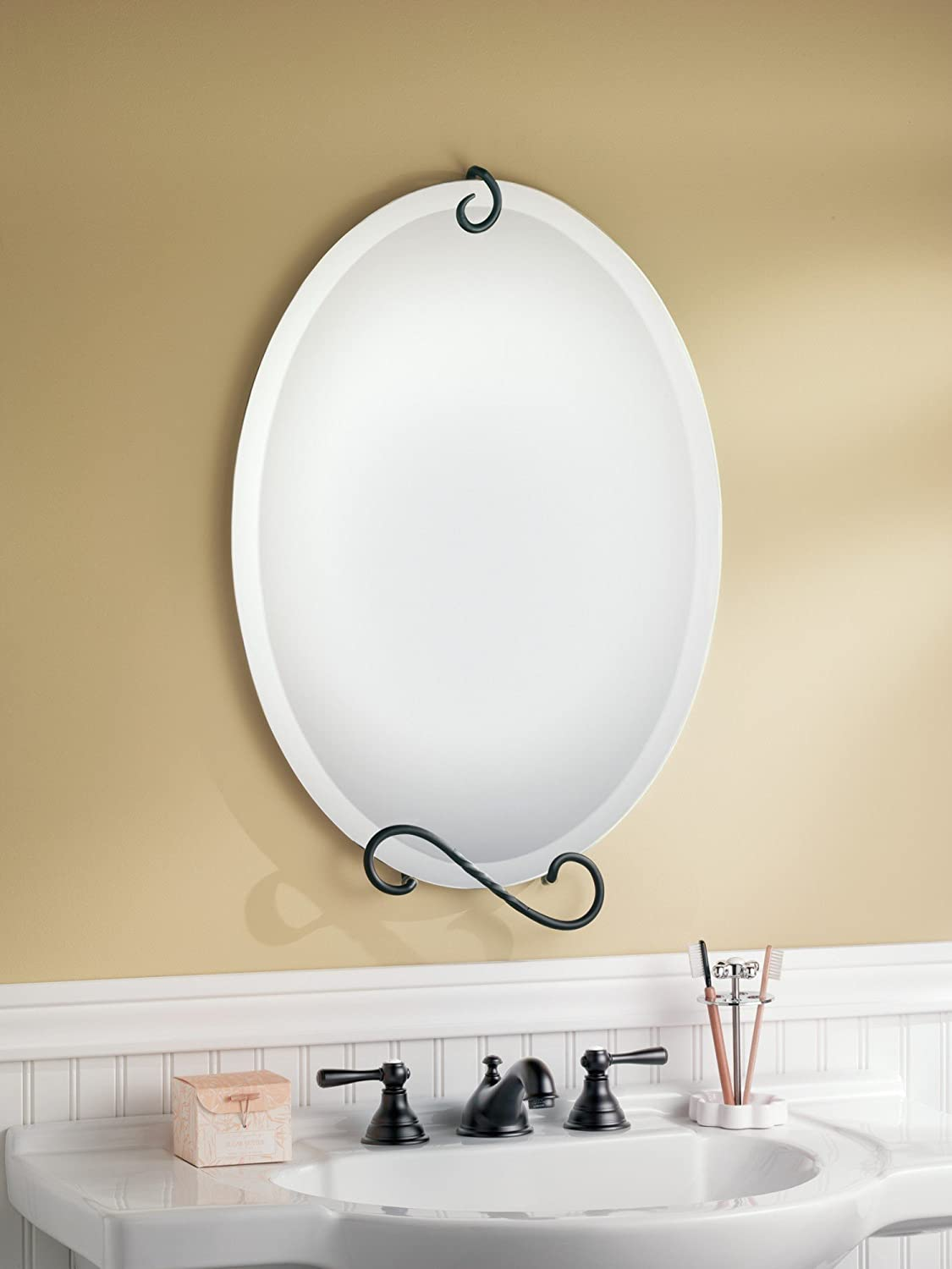 Amazon Moen DN4992BK Sienna Mirror Matte Black Home Improvement
