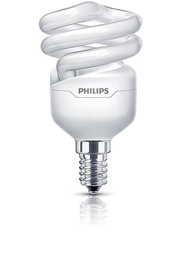 philips tornado 8w e14 ses cfl spiral light bulb lighting. Black Bedroom Furniture Sets. Home Design Ideas