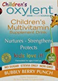 Children's Oxylent, Bubbly Berry Punch, 4.5 g,  30-count