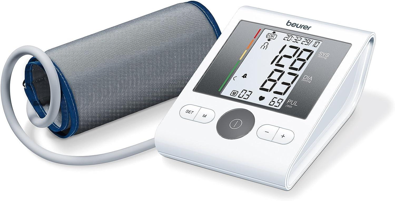 Beurer BM28 Onpack - Tensiómetro de brazo con adaptador