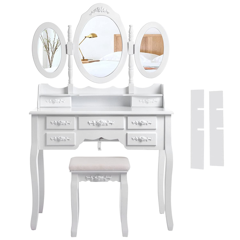 maison du monde coiffeuse josephine cheap excellent. Black Bedroom Furniture Sets. Home Design Ideas