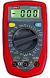 UNI-T digitale multimeter UT33C/MIE0044 AC/DC spanningstester, DC stroom, weerstand- en temperatuurmeting, doorgang- en diodetest