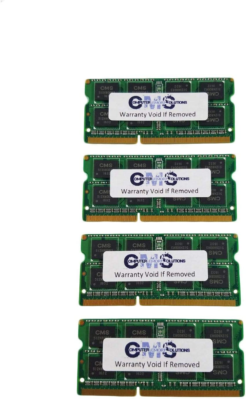 New 16GB 4x4GB Memory For Apple iMac DDR3  PC3-10600