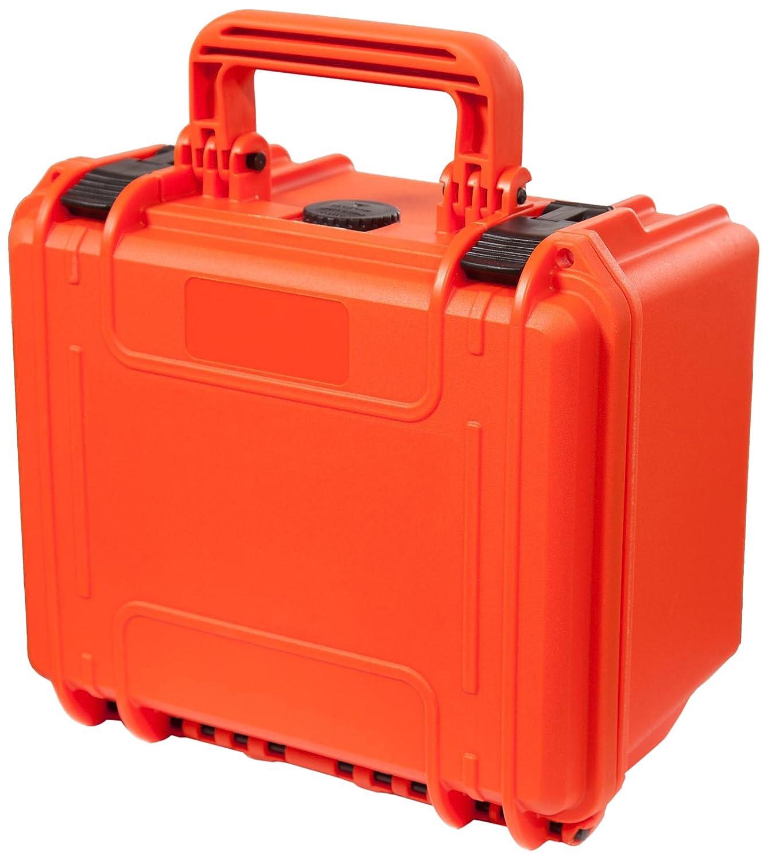 MAX MAX235H155.001 Valise é tanche, Orange PLASTICA PANARO SRL