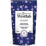 Westlab's Sleep Epsom & Dead Sea Salts with Lavender & Jasmine, 1kg