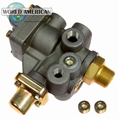 World American WA287376 Trailer Spring Brake Valve: Automotive