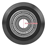 V-Shape Groove Wheel 5mm Bore 625 Bearing Pulley