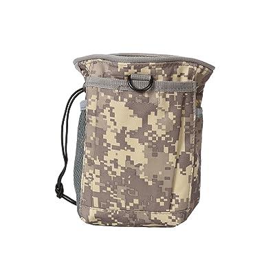 Tactique Dump Drop taille sac Molle Magazine Camera Pouch Airsoft militaire ACU