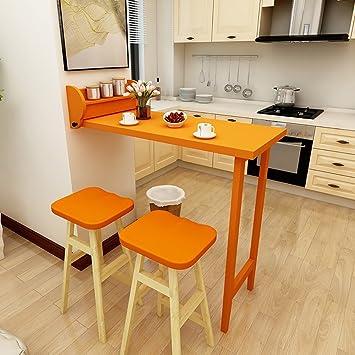 Zcjb Table De Salle A Manger Pliante Creative Table Table De