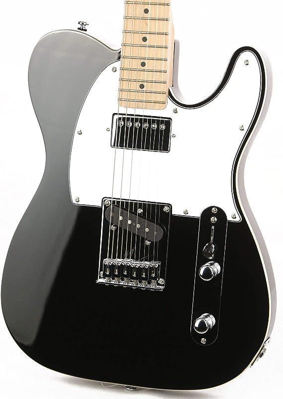 LTD Guitars & Basses RON WOOD BLACK SIGNATURE ...