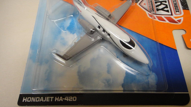 Amazon.com: Matchbox Cielo Busters Hondajet ah-420 Die-Cast ...