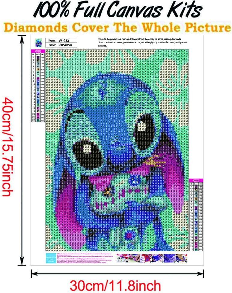 JMLYY 5D DIY Diamantmaler-Set,Malen nach Zahlen Diamant,Bilder Diamant Painting Kinder Stickerei Set Kreuzstich Bilder Wall Decoration L/öwe