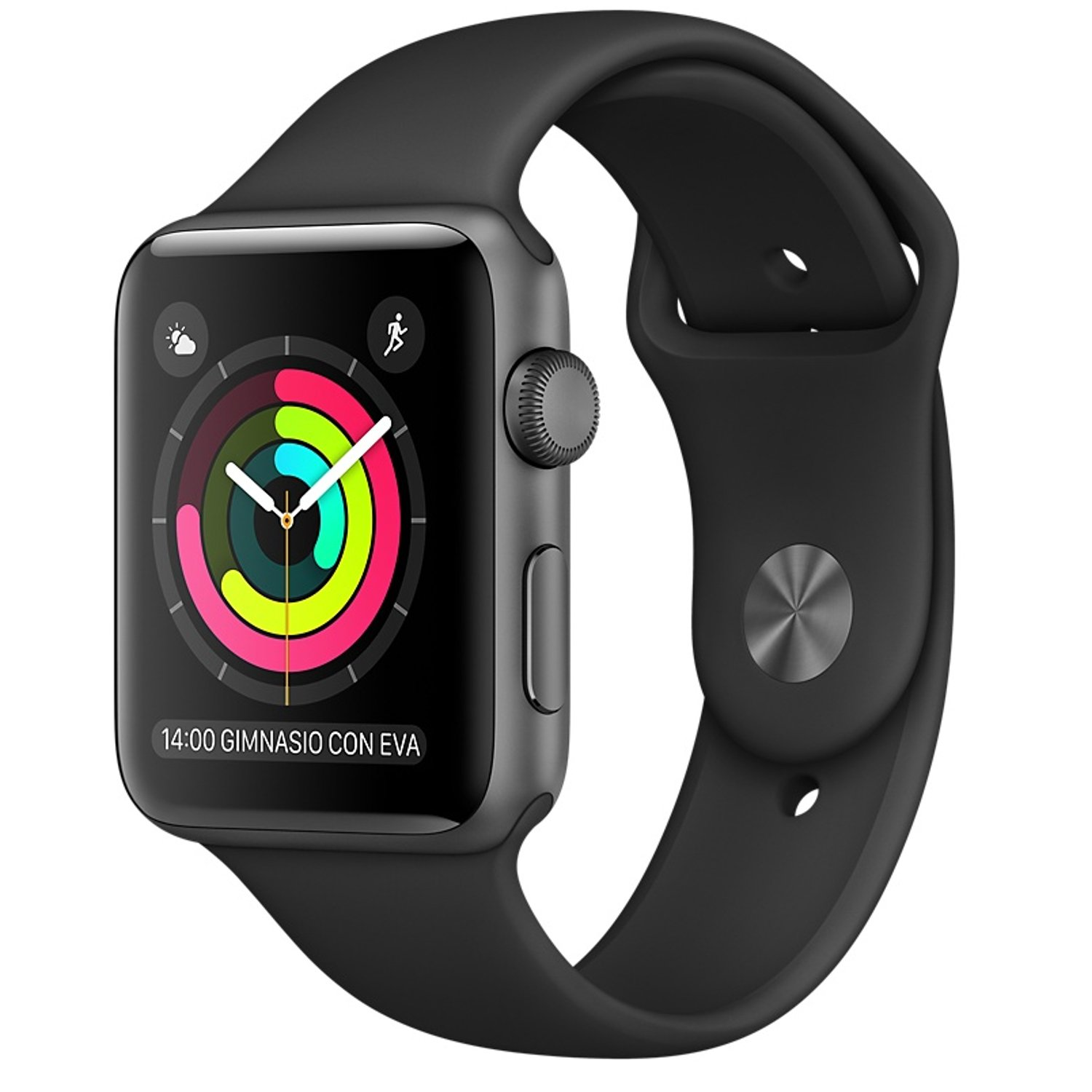 Apple Watch Series 1 - Reloj inteligente con pantalla OLED y ...