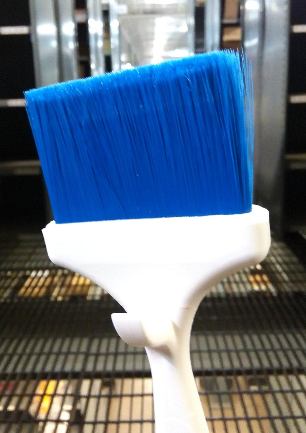Carlisle 4040214 Sparta Meteor Pastry/Basting Brush, 3'', Blue