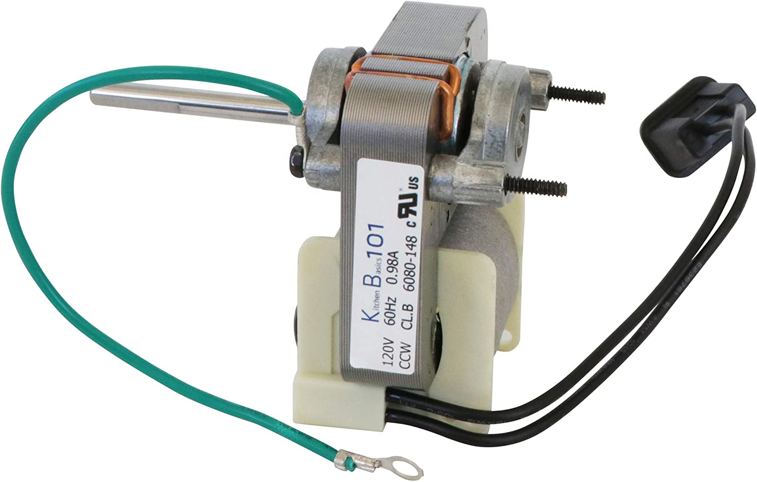 89850000 Ventilation Fan Motor Replacement for Nutone Kitchen Basics 101