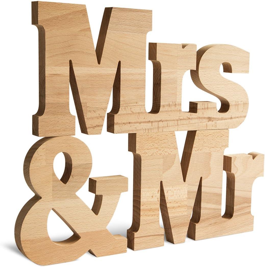 Schriftzug Brautpaar
