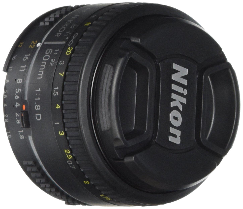 Camera Lens Of Dslr Camera amazon com camera lenses nikon af fx nikkor 50mm f1 8d lens with auto focus for dslr cameras