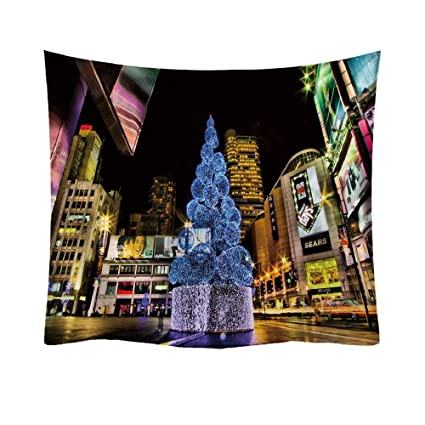 home decorpandaie christmas decorations clearance christmas fashion tapestry cartoon pattern style decorative tapestry home