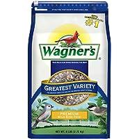 Wagner's 62034 Greatest Variety Blend, 6-Pound Bag