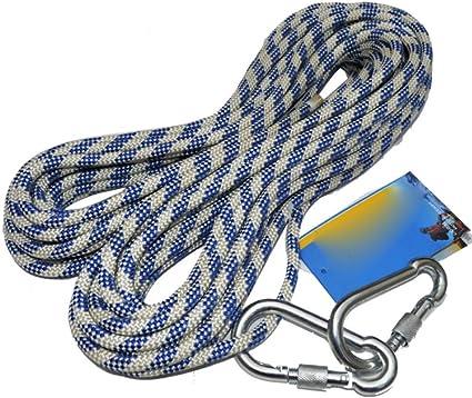 Rock climbing ropes Cuerdas De Alpinismo Al Aire Libre Escape ...