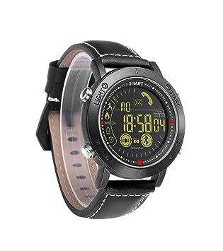 ML Reloj Digital Deportivo para Hombres Reloj Masculino y Femenino Reloj con Control Remoto Bluetooth recordatorio