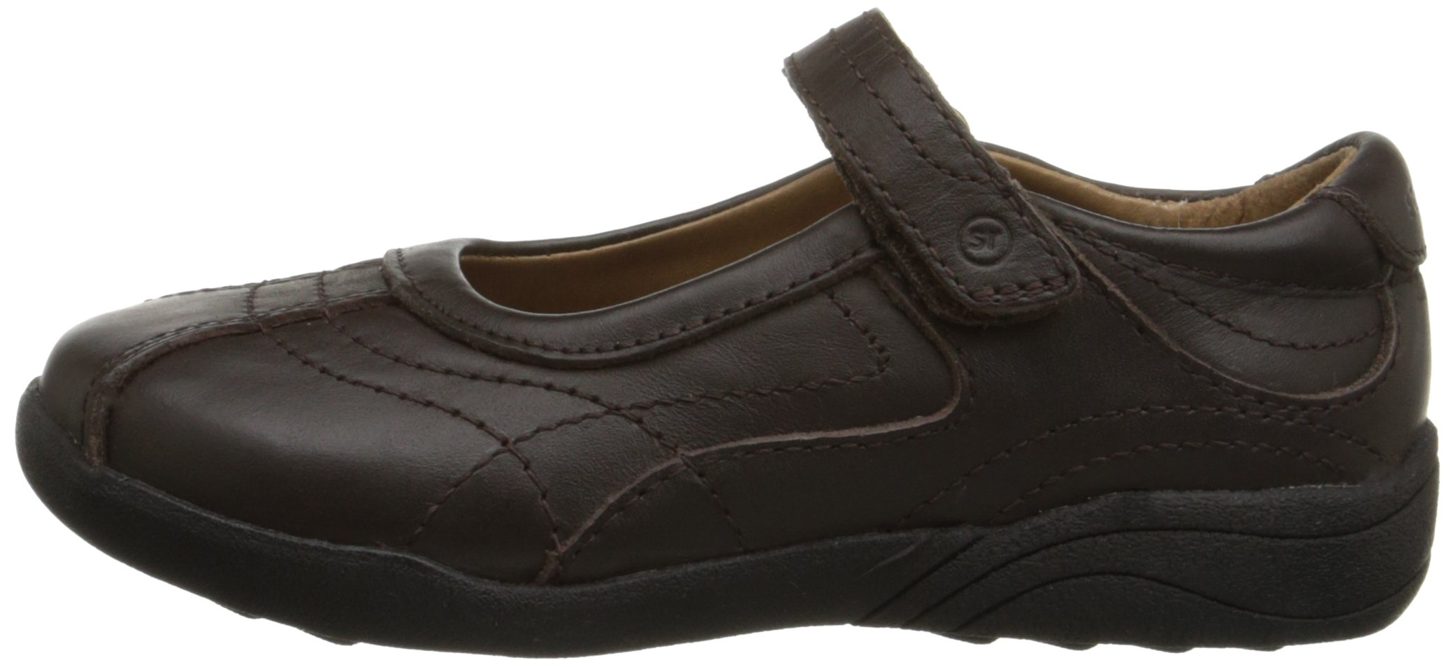 Stride Rite Claire Mary Jane (Toddler/Little Kid/Big Kid),Brown,13 M US Little Kid by Stride Rite (Image #4)