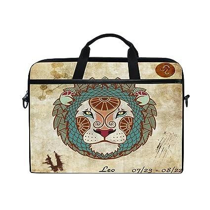 Amazon com: Constellation Zodiac Sign Leo 14 Inch Laptop