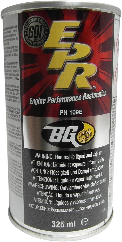 Bg109 Engine Performance Restoration
